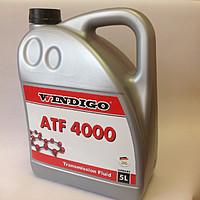 Уникальное трансмиссионное масло WINDIGO ATF 4000 5l