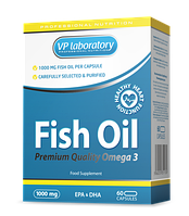 VP Fish Oil 60 капсул