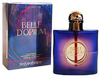 Женская парфюмированная вода оригинал Yves Saint Laurent Belle d'Opium 50 ml NNR ORGAP /8-14