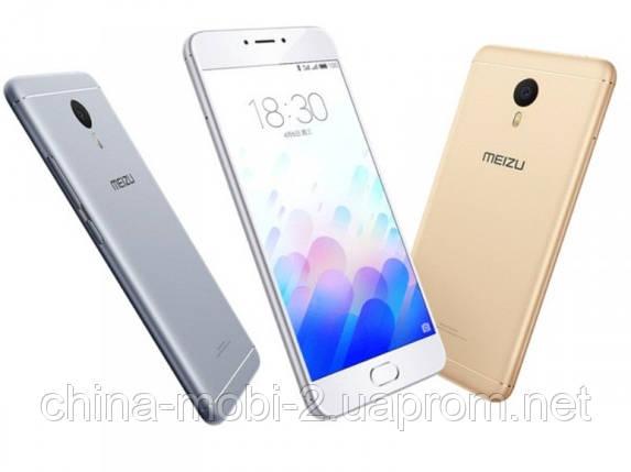 Смартфон MEIZU M3 Octa core 32GB Mini Grey ', фото 2