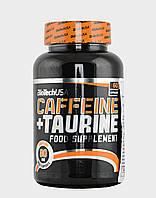 Энергетики BIOTECH Caffein+Taurine 60tabs