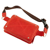 Поясная сумка DropBag (Алая)