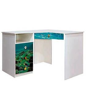 Стол угловой Мульти Дельфины (Світ Меблів ТМ)