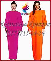 Платье - Кимоно Макси под заказ (от 50 шт.)