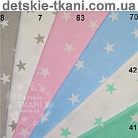 Польская ткань с звёздочками.