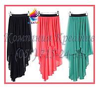 Асимметричные юбки для промо акций (под заказ от 30 шт.)