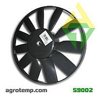 Крильчатка електричного вентилятора ГАЗель 3110-3730010, фото 1