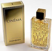 Женская парфюмированная вода оригинал Yves Saint Laurent CINEMA 90 ml NNR ORGAP /02-55