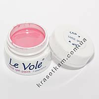 Гель-краска Le Vole CGP 004 розовая