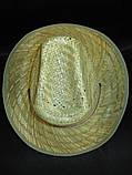 Соломенная шляпа на лето для мужчин, фото 5