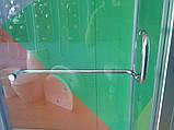 Прямокутна душова кабіна Golston G-F6004, 1200x800x1800 мм, скло прозоре, фото 9