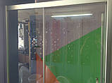 Прямокутна душова кабіна Golston G-F6004, 1200x800x1800 мм, скло прозоре, фото 10