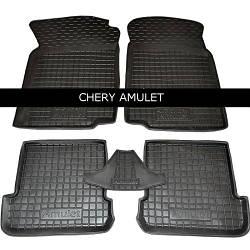 Коврики салона Avto-Gumm CHERY Amulet (>2012)