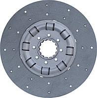 Конструктивной особенностью данных дисков является увеличение опорной поверхности   контакта пружин с ограничи