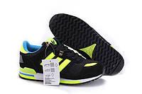 Adidas ZX700 (Черно-салатовые) 02M