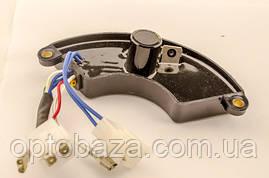 AVR (3 фазы) реле напряжения Дуга две фишки для генератора 5 кВт, фото 2
