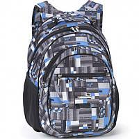 Рюкзак Dolly16 573 микс размер 30x40x20 см, спинка ортопедическая