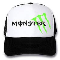 Кепка тракер Monster energy