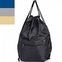 Рюкзак Dolly16 831 микс мешок, размер 37x43x10см с одним отделением, которое стягивается шнуром