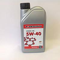 Уникальное масло синтетика Windigo 5W40 1l