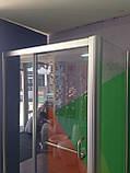 Прямокутна душова кабіна Golston G-F6004, 1200x800x1800 мм, скло прозоре, фото 7