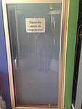 Душова двері Golston G-A900, 900x1900 мм, прозоре скло, фото 2