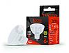 LED светодиодная лампа TL-MR16 3W, холодное, 250Лм, GU5.3 кут 120°