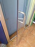 Душова двері Golston G-A1000, 1000x1900 мм, прозоре скло, фото 4