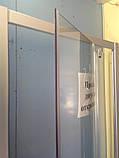 Душова двері Golston G-A1000, 1000x1900 мм, прозоре скло, фото 5