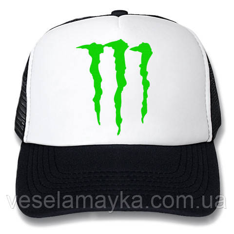 Кепка тракер Monster energy 2