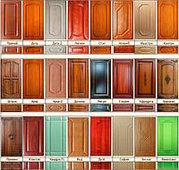 Реставрация - замена кухонных фасадов