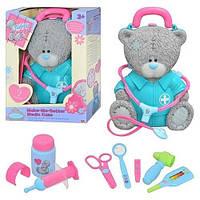 Игровой набор мишка-доктор Tatty Teddy  Halsall Toys International