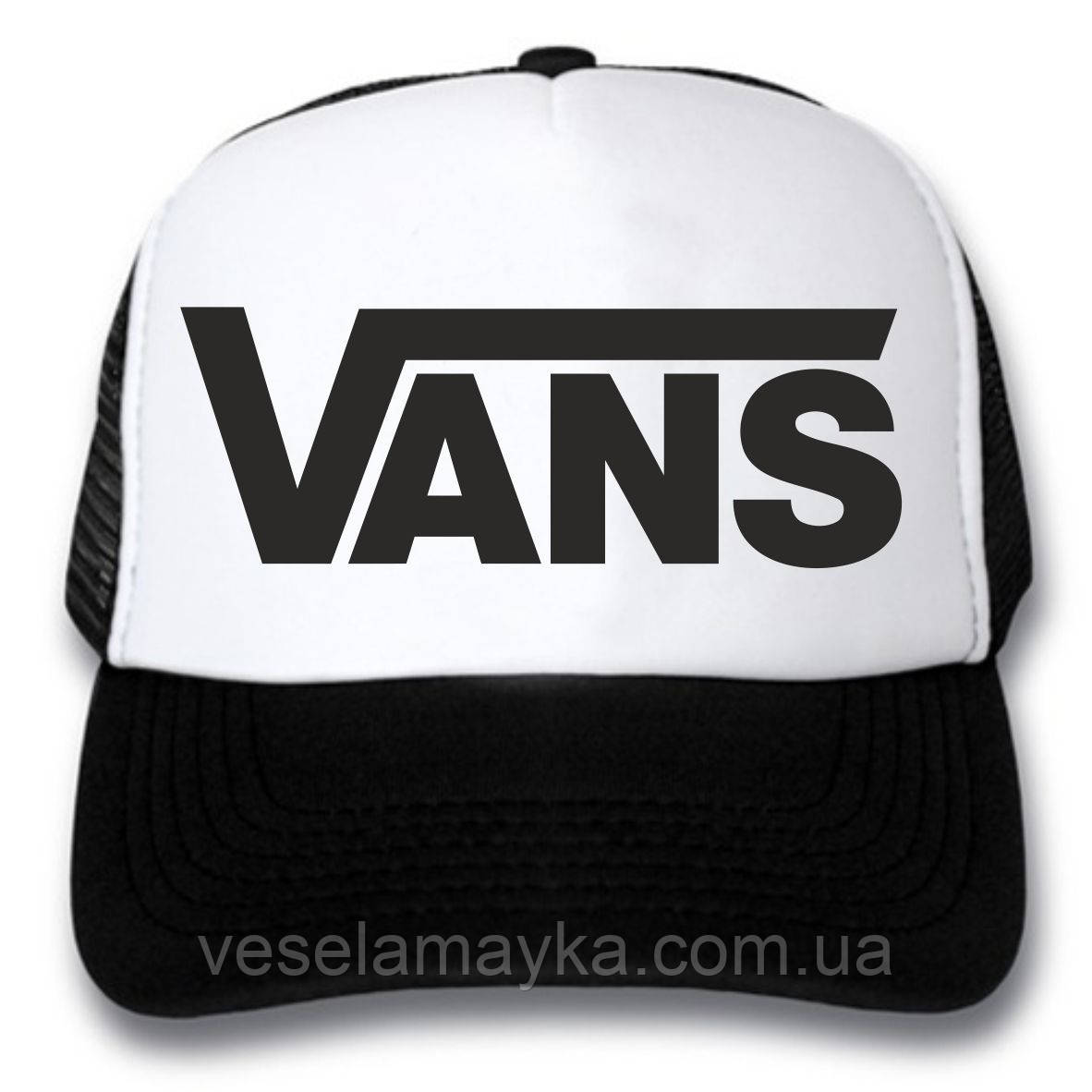 Кепка тракер Vans 2