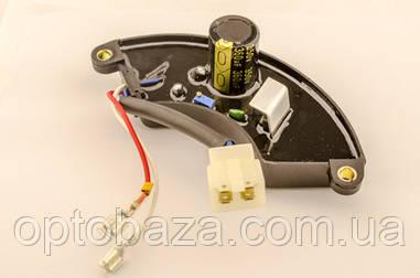 AVR реле напряжения генератора 5 кВт (диодный мост) Дуга тип А для генератора 5 кВт - 6 кВт