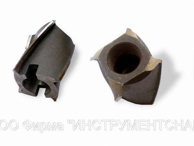 Зенкер насадной 42,0 мм, Р6М5