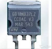 Транзистор STGB10NB37LZ