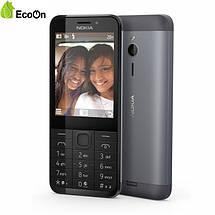 Мобильный телефон Nokia 230 Grey, фото 3