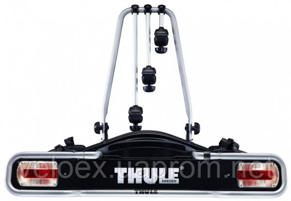 Багажник на фаркоп для 3-х велосипедов Thule EuroRide 943, 7 pin