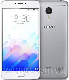 Meizu M3 Note 16Gb Silver. Украинская версия. M681H