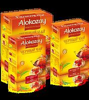 Чай черный листовой Алокозай F BOP 250г