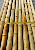 Бамбуковый ствол-К, д.4-6см, L4м, декоративный