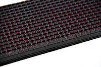 LED дисплей P10RO, красный, 16х32см, 15W, 3A, 512 led