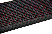 LED дисплей P10RO, красный, 16х32см, 15W, 3A, 512 led, фото 1