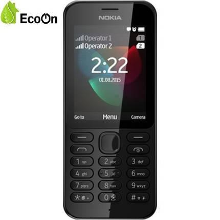 Мобильный телефон Nokia 222 Black, фото 2