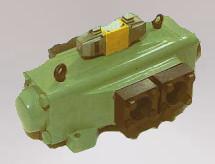 Гидрораспределители с электрогидравлическим управлением Р802, Р803
