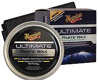 Meguiars Ultimate Paste Wax твёрдый воск карнауба, фото 1