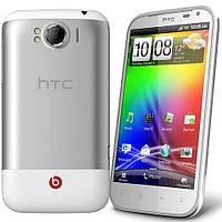 Бронированная защитная пленка для  HTC X315e Sensation XL Beats Audio на две стороны