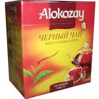 Чай черный листовой Алокозай СТС 250г
