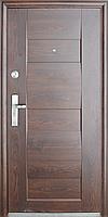 Входная металлическая дверь Двери Оптом ТР-С 58 бархатный лак 2050*860