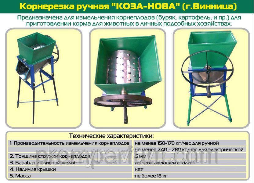 """Корморезки ручные и  электрические """"Коза-Нова"""",""""Коза-Нова мини"""" г.Винница продам постоянно оптом и в розницу,г"""